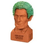 lincoln chia pet